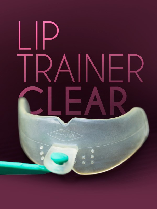 LIP TRAINER CLEAR
